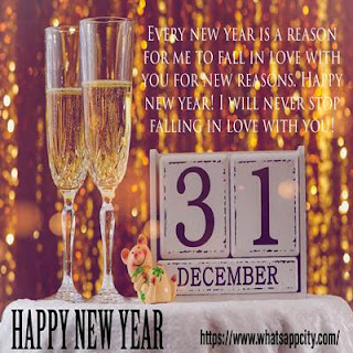 Happy New Year Wishes 2020 Image