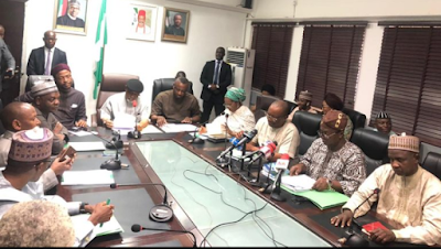 JUST IN: FG, ASUU Meet Over Strike, IPPIS