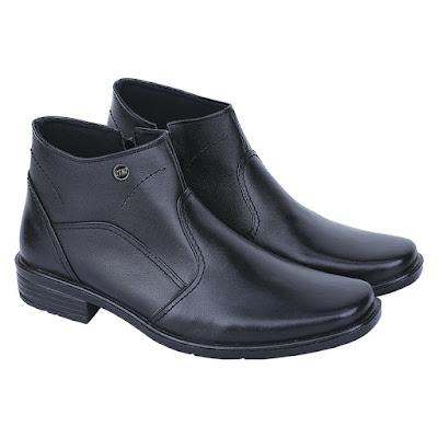 Sepatu Pantofel Boot Pria Catenzo BN 118