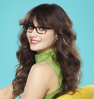 c13c2cdc90 Who doesn t love Zooey Deschanel  She s the lovable quirky girl