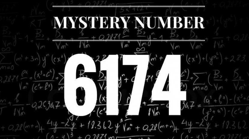 Misteri angka 6174