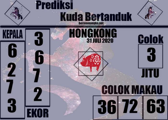 Kode syair Hongkong Jumat 31 Juli 2020 131