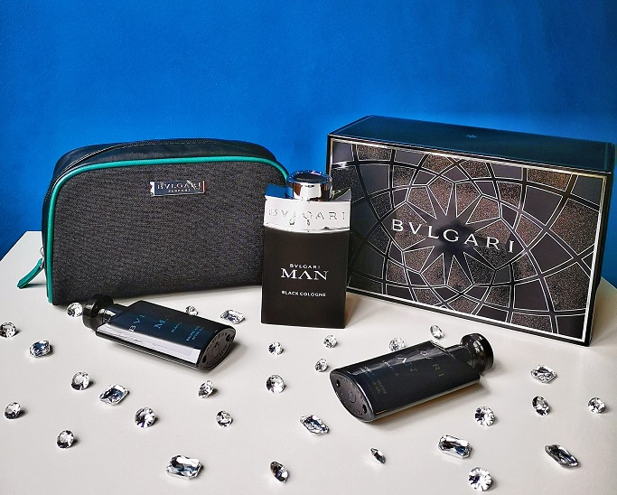 notino bvlgari man black cologne set