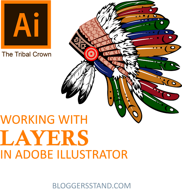 How to Master Working With Layers In Adobe Illustrator In 8 Simple Steps