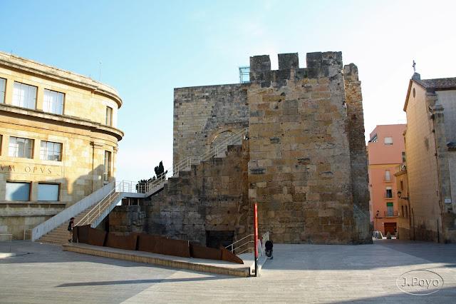 Pretorio y museo arqueológico, tarragona