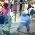 [VÍDEO]Bandidos estouram vidro de guichê do Aeroporto em Confins e levam R$ 8 mil