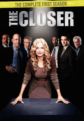 The Closer (TV Series) S01 DVD R2 PAL SPANISH 4DVD