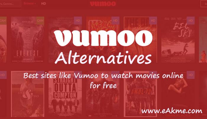 Vumoo Alternatives: Best Sites like Vumoo to Watch Movies