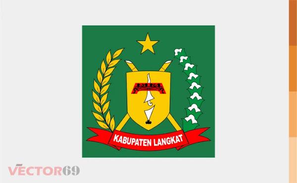Kabupaten Langkat Logo - Download Vector File AI (Adobe Illustrator)