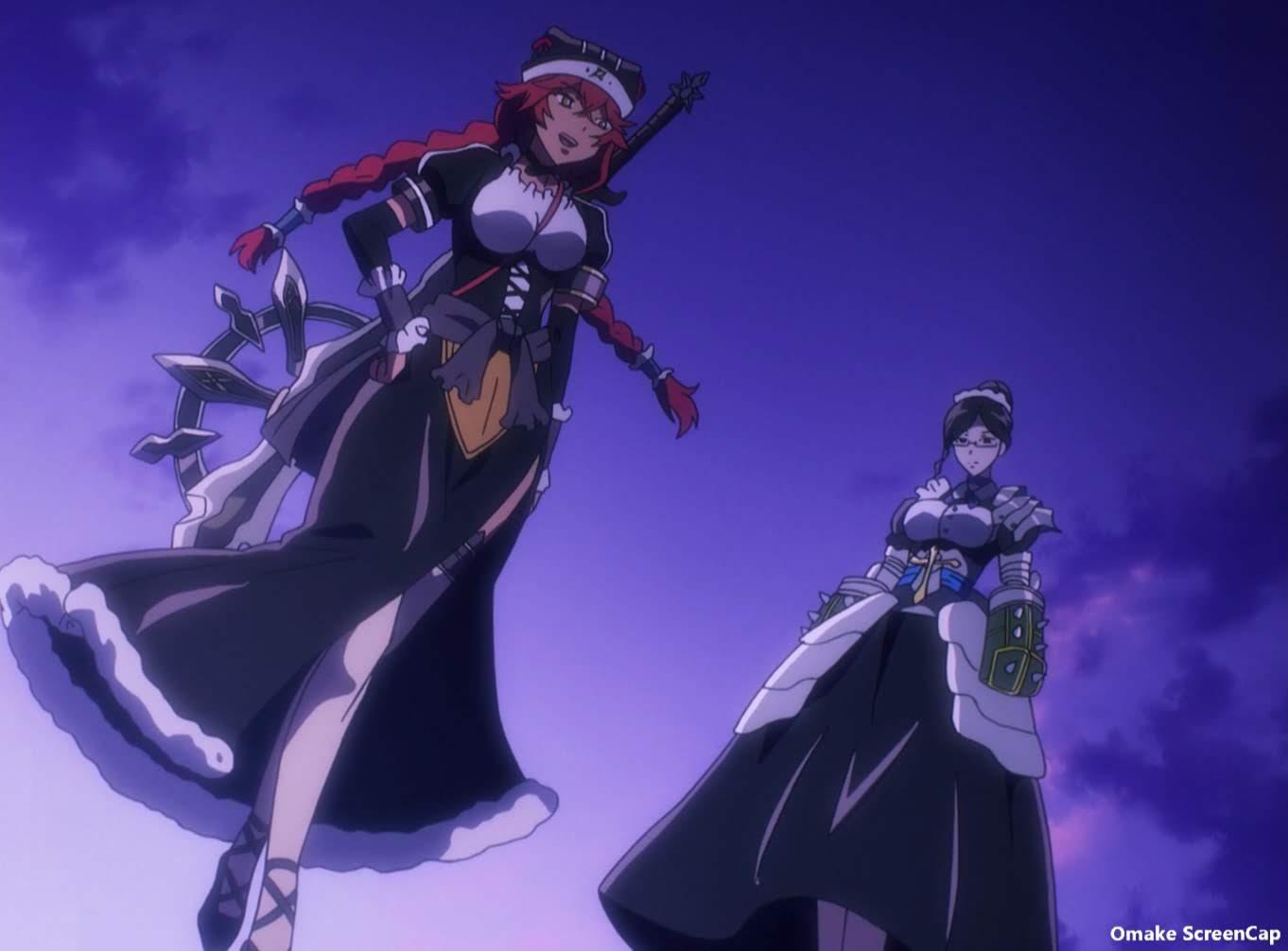 Joeschmo's Gears and Grounds: Omake Gif Anime - Overlord III