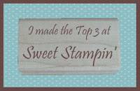 top 3 chez Christmas at Sweet Stamping