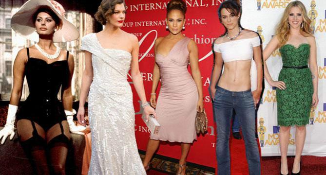 Vücut Tiplerine Göre Kadınlar İçin Giyinme Tarzı Önerileri + Resimlerle