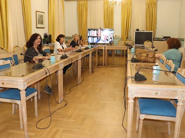 Συνεδρίασε η Επιτροπή της Περιφέρειας για τα 200 χρόνια από το 1821