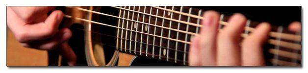 Guía de Cuerdas de Guitarra Acústica