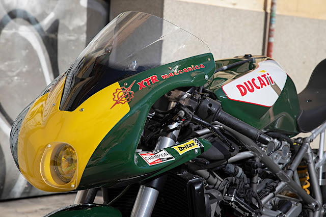 Ducati 999 2004 By XTR Pepo Hell Kustom