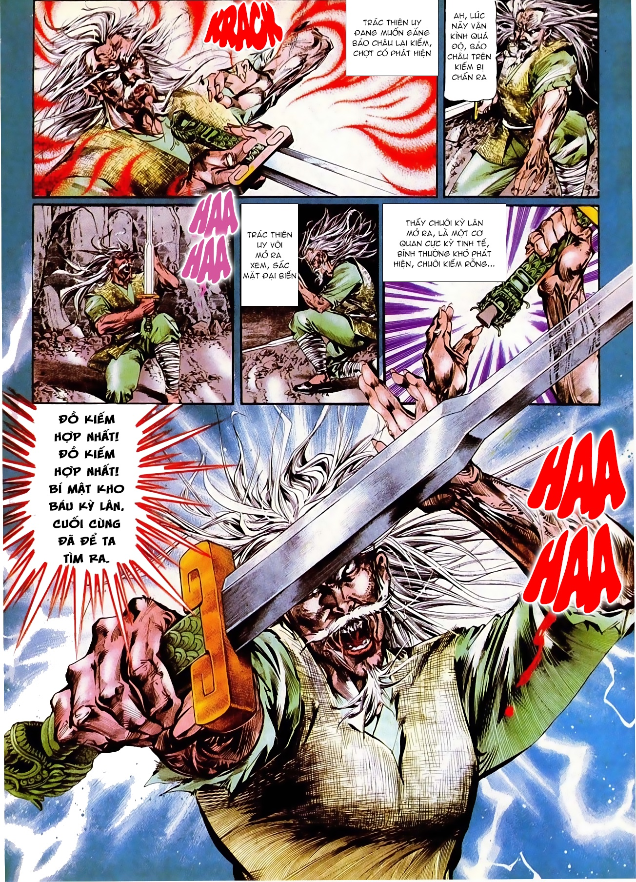 Thiết Tướng Tung Hoành Chap 272 - Trang 15
