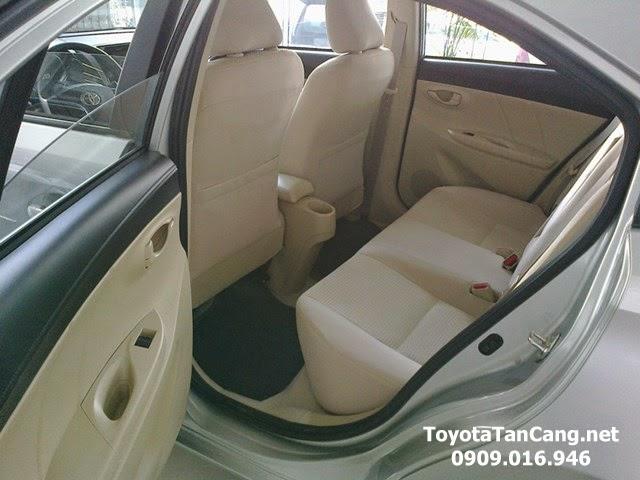 toyota vios 1 5 e toyota tan cang 9 -  - Giá xe Toyota Vios 1.5E khuyến mãi tốt nhất Tp. Hồ Chí Minh
