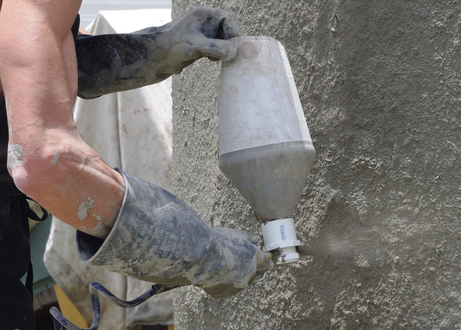 Low Rent Renaissance Low Rent Mortar Sprayer 2