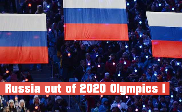 Russia Winter Olympics 2020.Why Russia Banned Of 2020 Olympics Doping Scandal The Hent