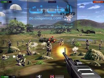 تحميل لعبة حرب الشاطئ Beach Head للكمبيوتر من ميديا فاير