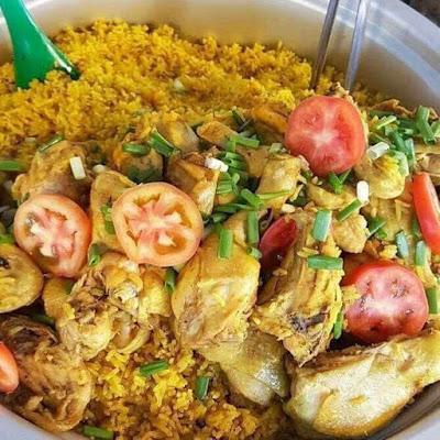 Nasi Beriani Pakistan