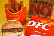 Harga Promo DFC Diet Fried Chicken Terbaru Januari 2020