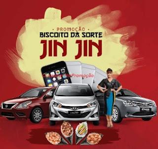 Cadastrar Promoção Jin Jin 2016 Biscoito da Sorte