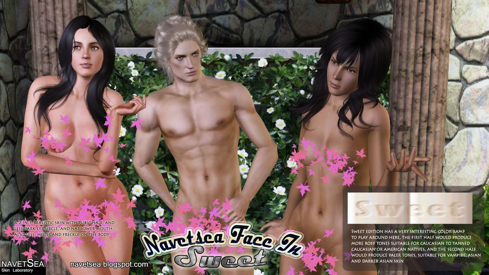 The sims porn skins