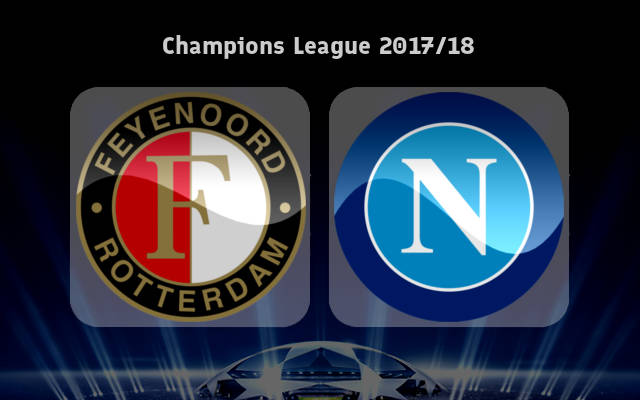 Feyenoord vs Napoli Full Match & Highlights 06 December 2017