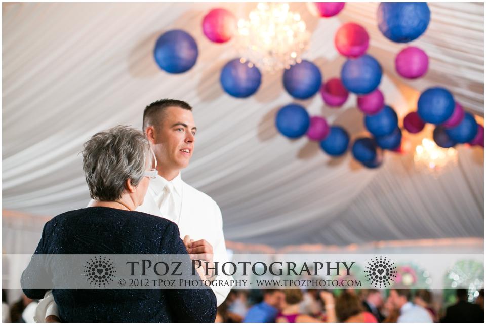 Thomas Birkby House Wedding Reception