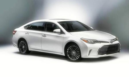 2018 Toyota Avalon Redesign