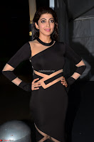 Pranitha Subhash in a skin tight backless brown gown at 64th Jio Filmfare Awards South ~  Exclusive 032.JPG