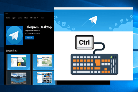Telegram Keyboard Shortcuts