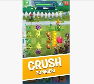 Plants vs. Zombies 3 v 18.0.247216 MOD APK (MEGA MOD VIP)