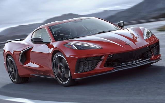 Novo Chevrolet Corvette 2020 chega ao Brasil por R$ 600 mil