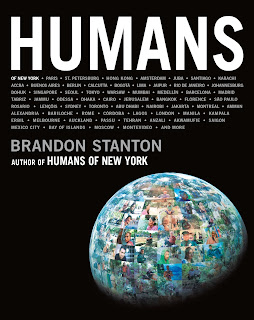 Humans by Brandon Stanton book cover