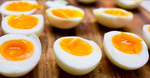 Perdez 4 kilos en 2 semaines avec cet incroyable régime à base d'œufs