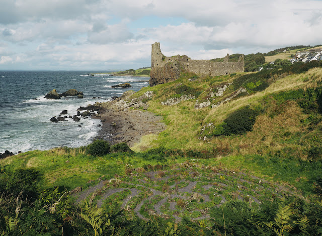 Dunure Castle, South Ayrshire