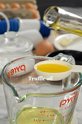 Truffle infused oil