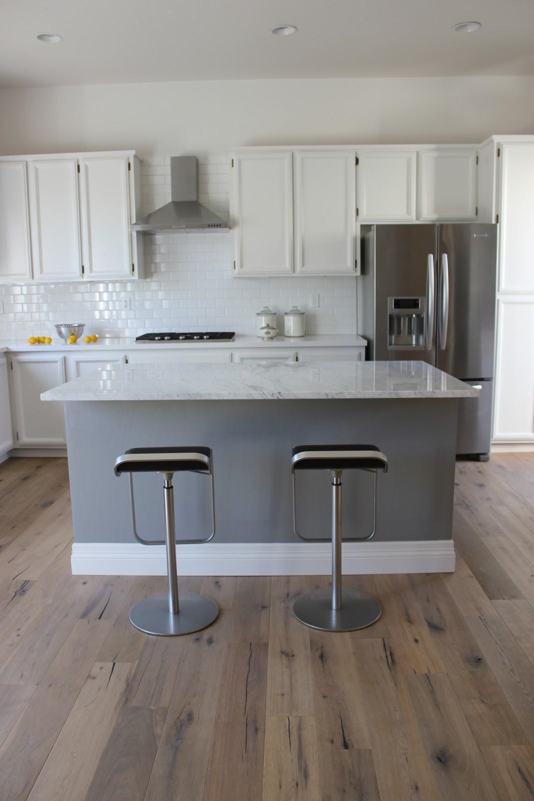 01 kitchen island vent Kitchen Remodel in Elk Grove