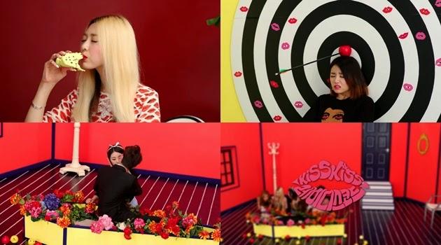 "Kematian EunB Ladies'Code Telah Diramal Lewat MV ""Kiss Kiss"" ??"