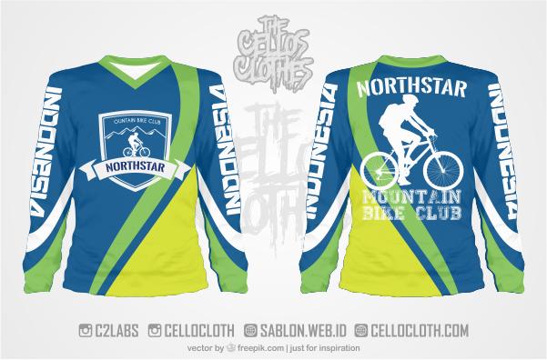 Bikin Baju Jersey Full Printing Sepeda Gowes untuk Komunitas