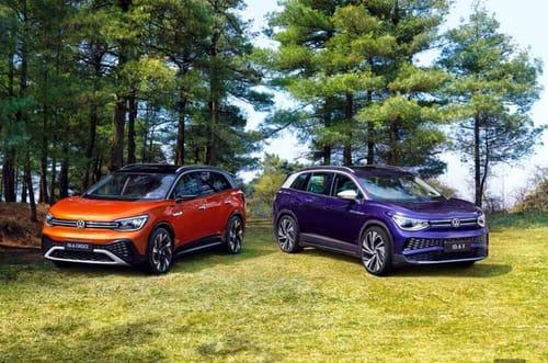 ID 6: Volkswagen's electric SUV
