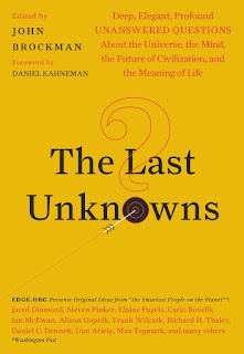 The Last Unknowns by John Brockman