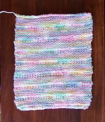 The Towel Stitch - Knit