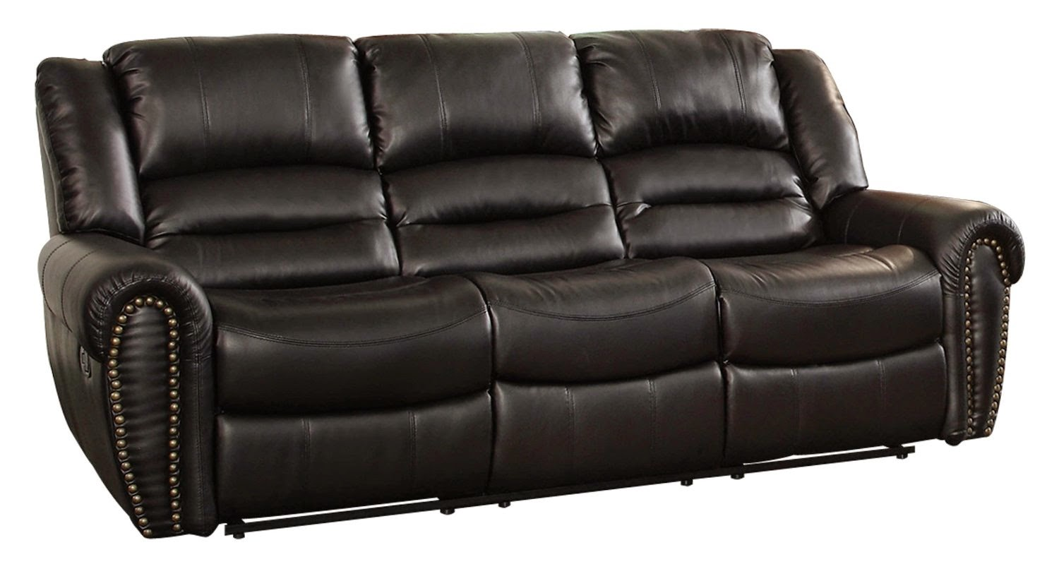 Discount reclining sofa for Cheap leather chairs