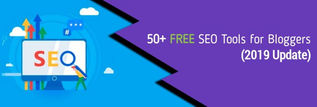 50+ FREE SEO Tools