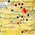 Los daños que ha dejado un Terremoto de magnitud 4,4 con epicentro en Santa Fe (Granada) España