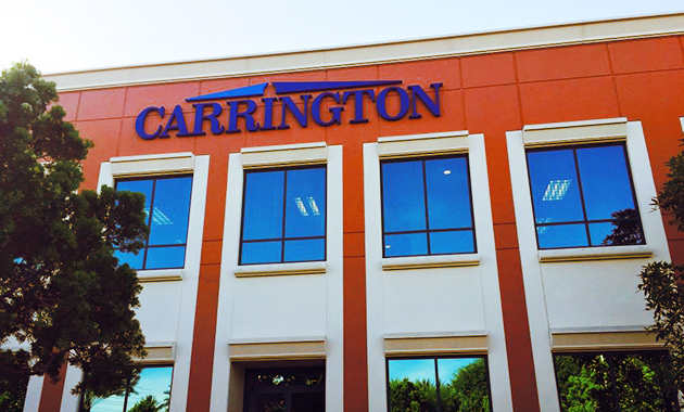 Carrington Home Mortgage for the Leading Investment Management