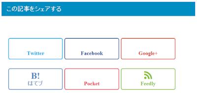 【Blogger】Vaster2にWebアイコンフォント「Font Awesome 5」を導入したらSNSボタンが表示されなくなった